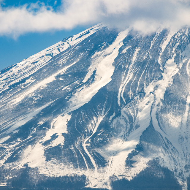 """Mount Fuji 06"" stock image"