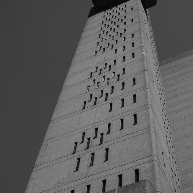 """Trellick Tower"" stock image"