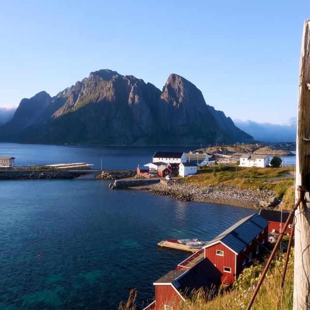 """Olenilsøya"" stock image"