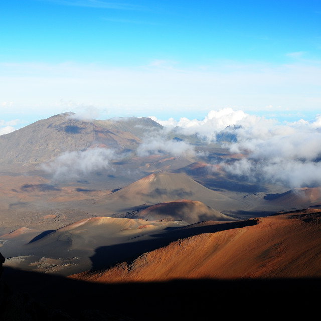 """Haleakala Summit"" stock image"