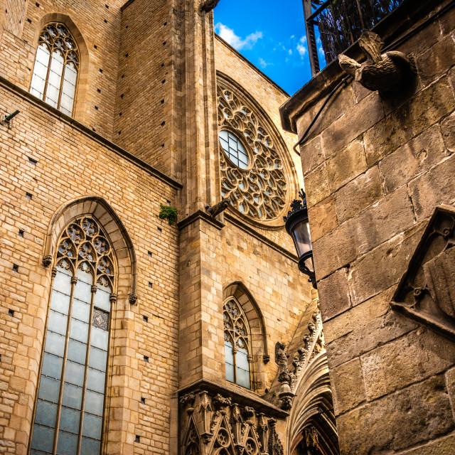 """Stone Church"" stock image"