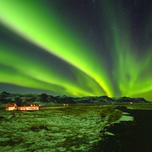 """Aurora 11"" stock image"