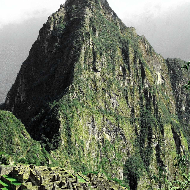 """""""Machu Picchu"""" stock image"""