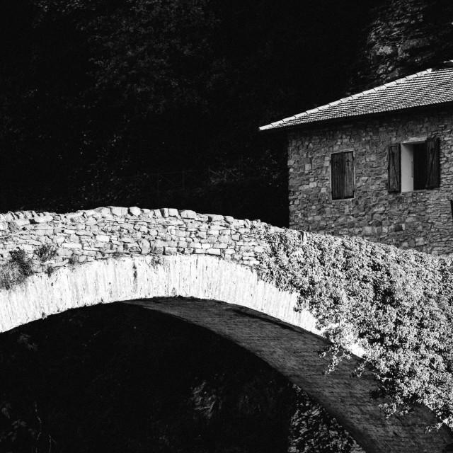 """Il Ponte"" stock image"