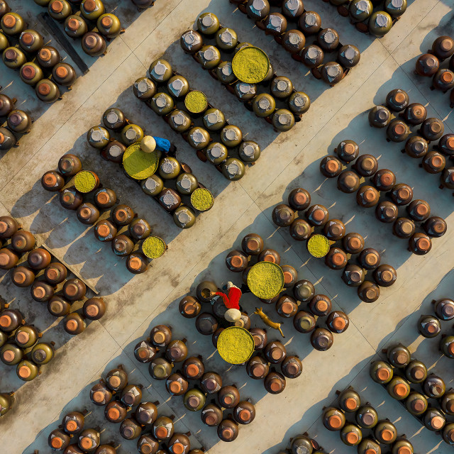 """""""Soy Sauce Factory 01"""" stock image"""
