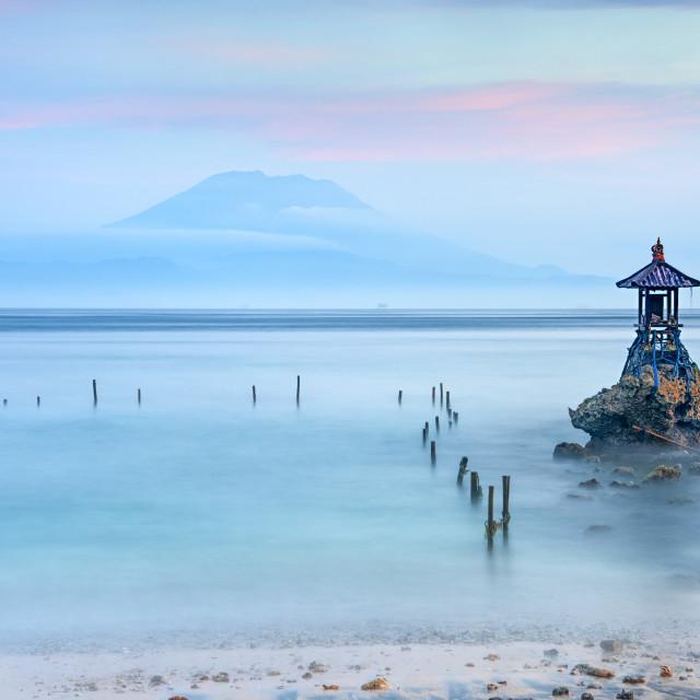 """Sea Shrine 02"" stock image"