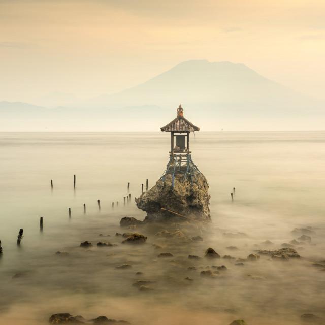"""Sea Shrine 03"" stock image"