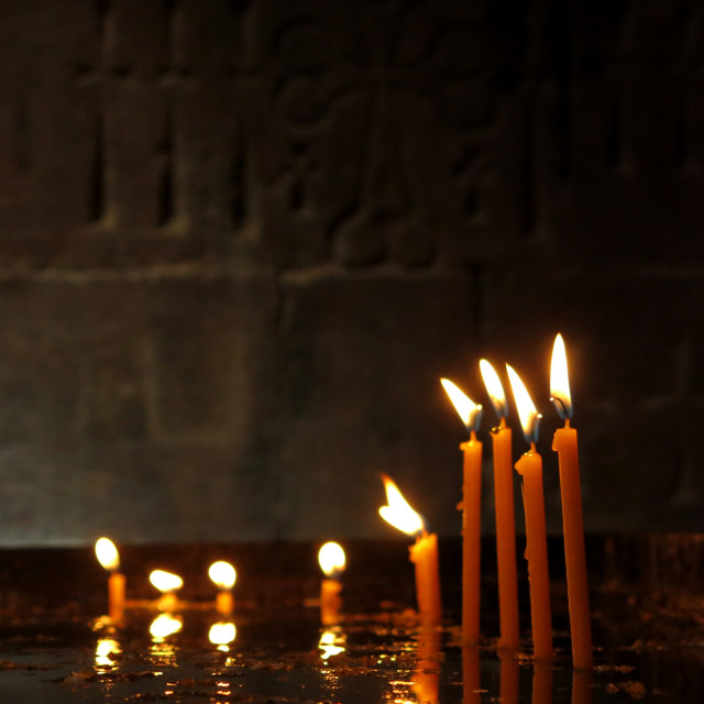 """""""Noravank Monastery, Armenia"""" stock image"""