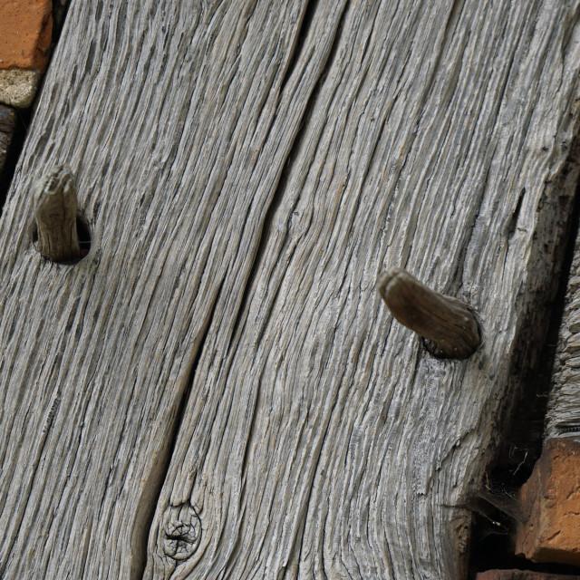 """Wood 4"" stock image"