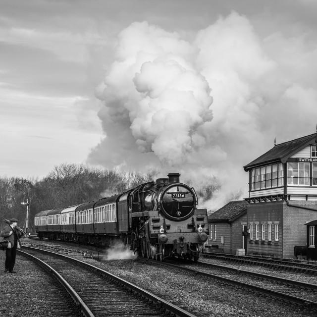 """BR Standard Class 5"" stock image"