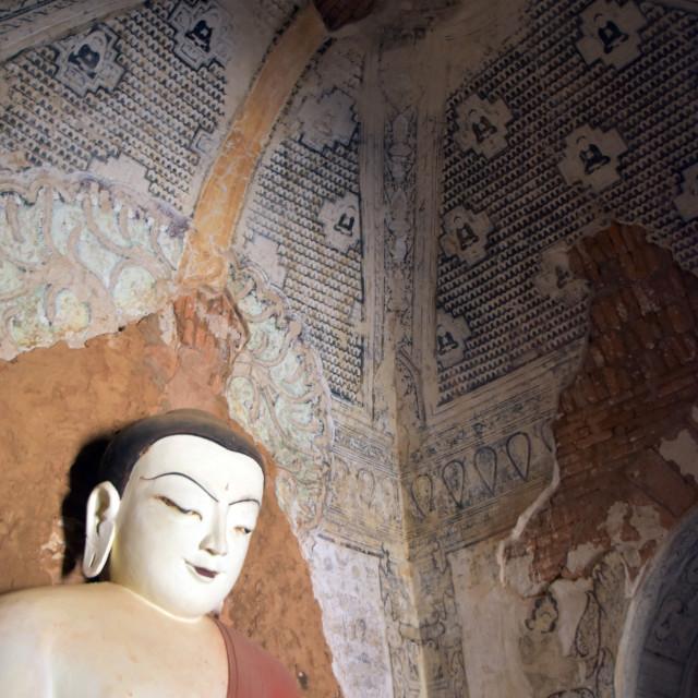 """""""Buddha or many Buddhas"""" stock image"""