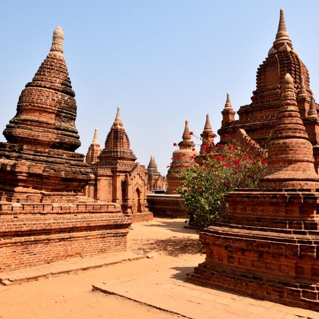 """""""Bagan #2"""" stock image"""