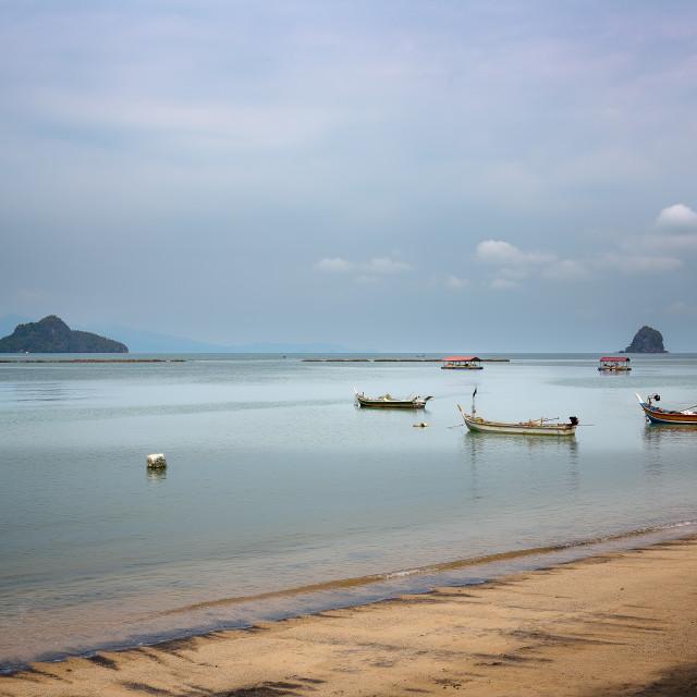 """Langkawi Beach Malaysia"" stock image"