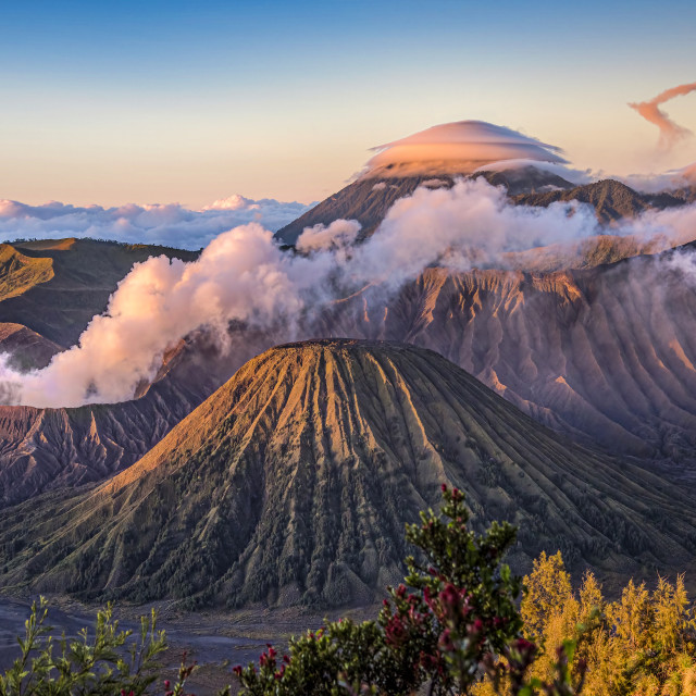 """Bromo National Park 01"" stock image"