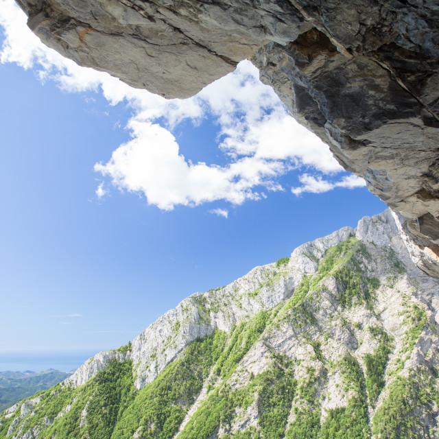 """""""Parco Degli Alpini"""" stock image"""