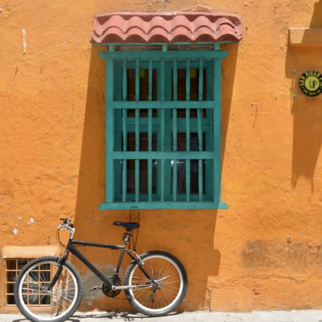 """Bici Columbiana"" stock image"
