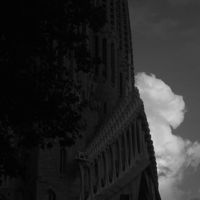 """La Sagrada"" stock image"