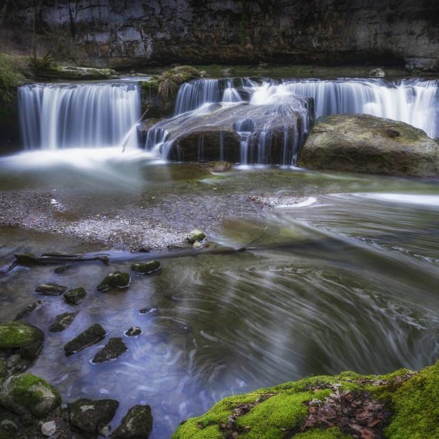 """Spring Flow"" stock image"