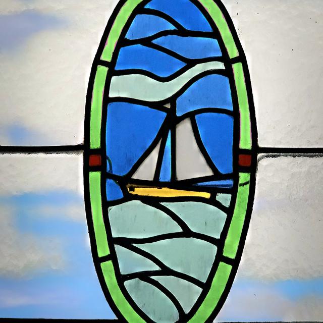 """Lead window sailing"" stock image"