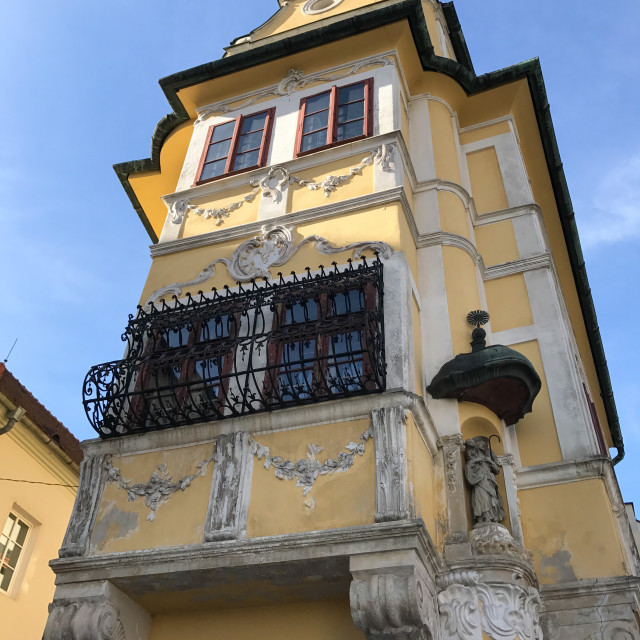 """Bratislava Architecture"" stock image"
