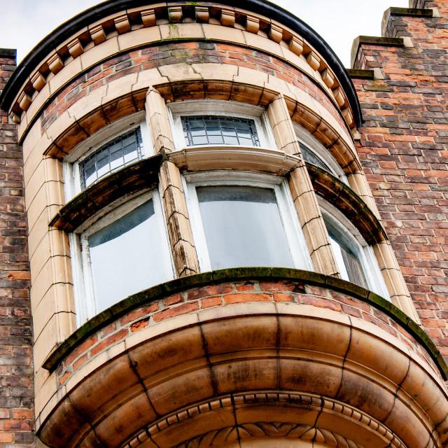 """The Fleece Hotel, Richmond, North Yorkshire"" stock image"