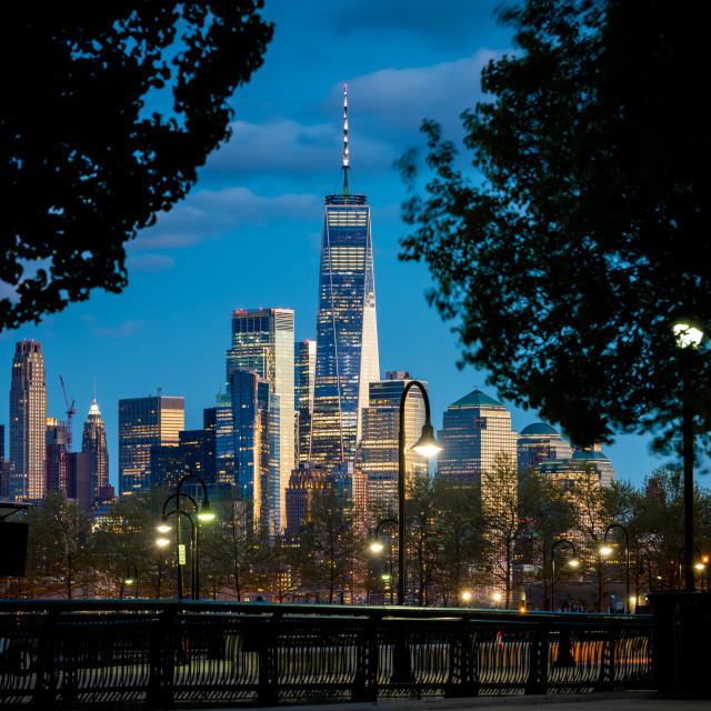 """Empty Streets NYC"" stock image"