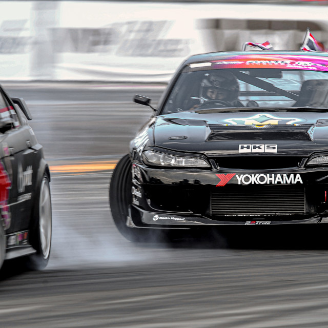 """Drifting 04"" stock image"