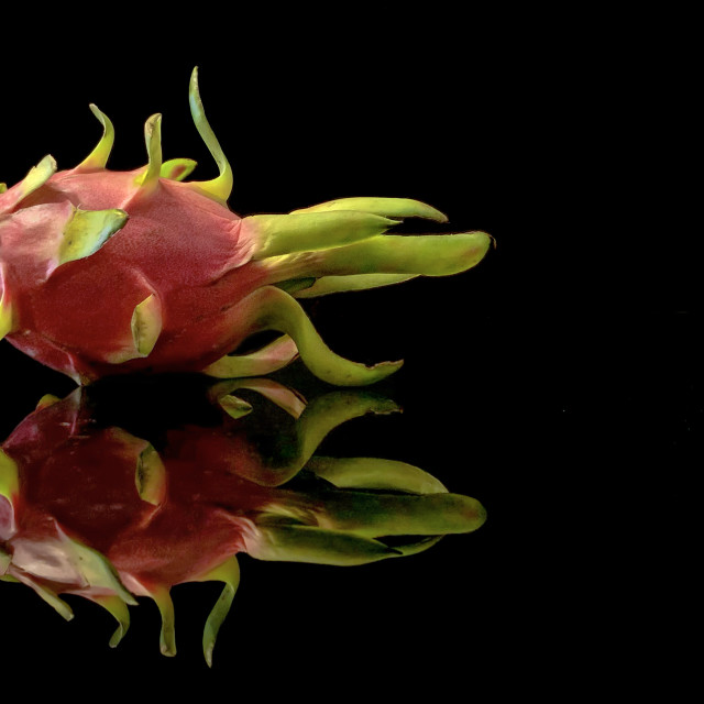 """Dragonfruit 02"" stock image"