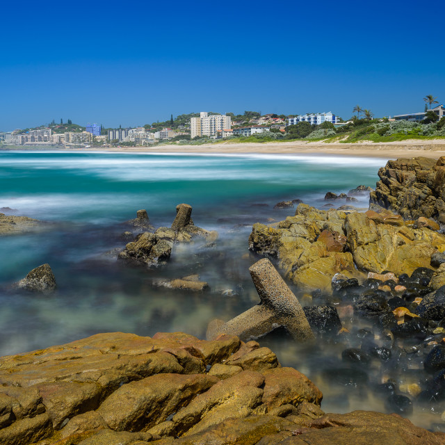 """Margate Beach"" stock image"