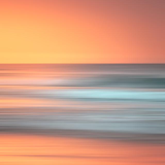 """""""Elie Sunrise"""" stock image"""