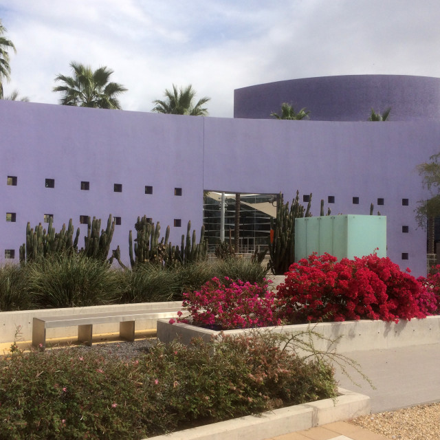 """Mesa Arts Center, Arizona"" stock image"