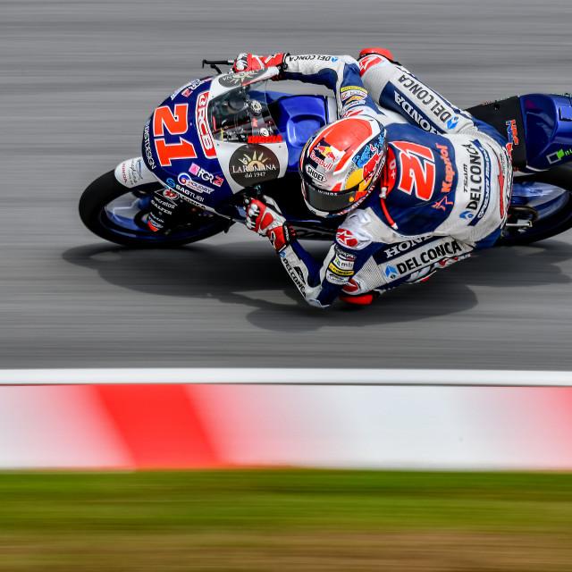 """MotoGP Action 02"" stock image"