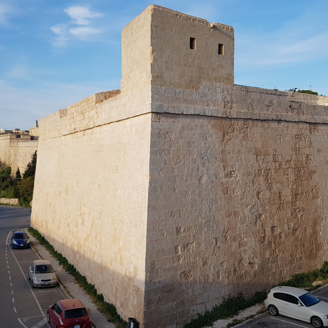 """Mdina, Malta"" stock image"