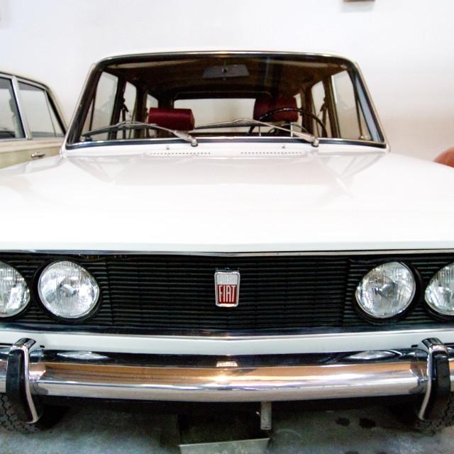 """Polski Fiat 125p"" stock image"