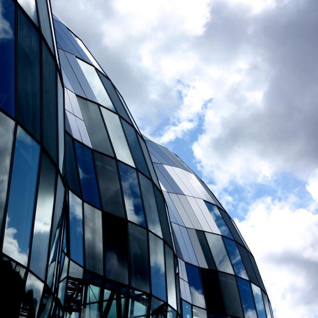 """The Sage Centre, Gateshead, England"" stock image"
