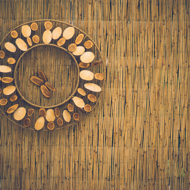 """Wooden Circle"" stock image"