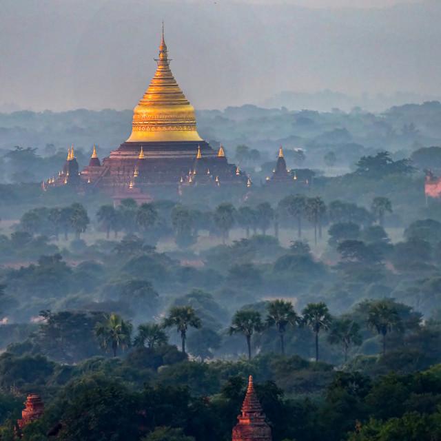 """""""Bagan Temples 01"""" stock image"""