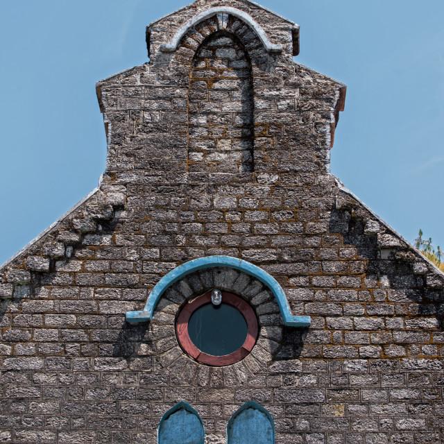"""St John's Catholic Church at Lansdowne"" stock image"