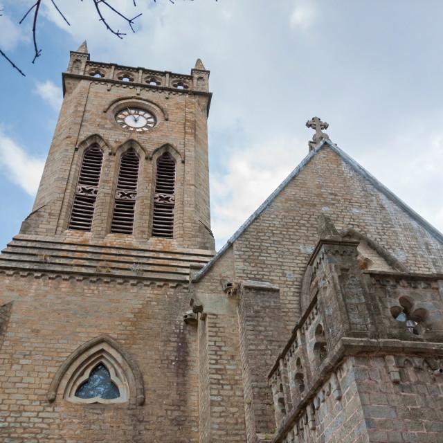 """The Christ Church"" stock image"