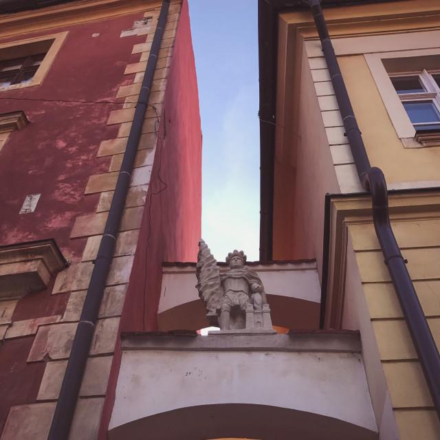 """Beautiful Bratislava"" stock image"