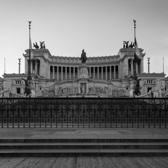 """""""Altare della Patria 3"""" stock image"""