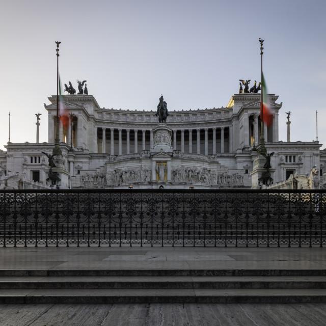 """""""Altare della Patria 4"""" stock image"""