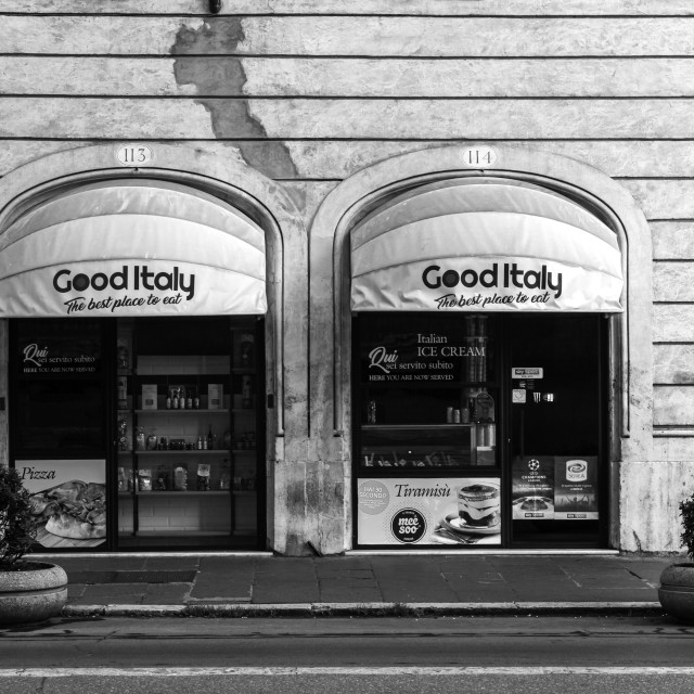 """Good Italy 1"" stock image"
