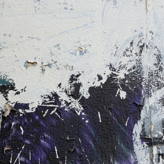 """""""wall smudged with white paint"""" stock image"""