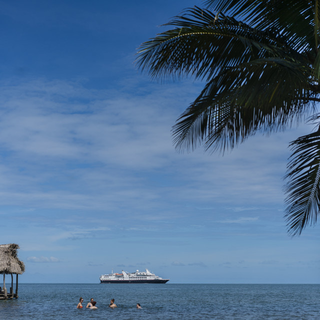 """Belize Dangriga"" stock image"
