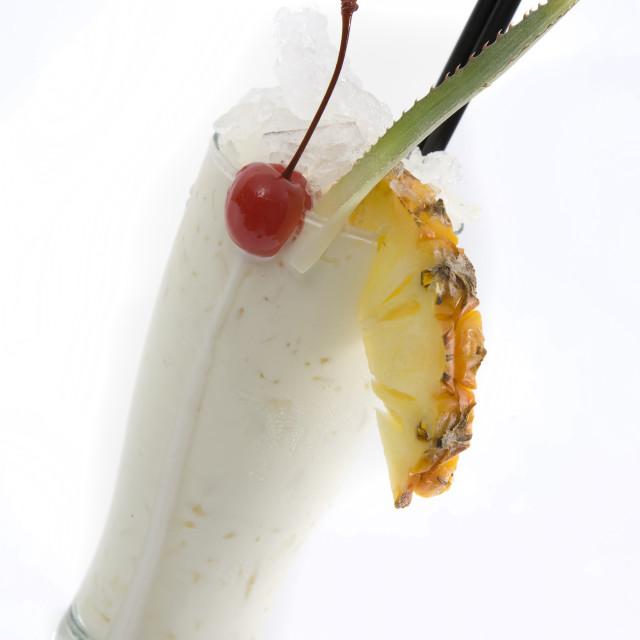 """White Rum cocktail"" stock image"