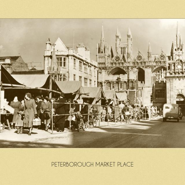 """Market Place"" stock image"