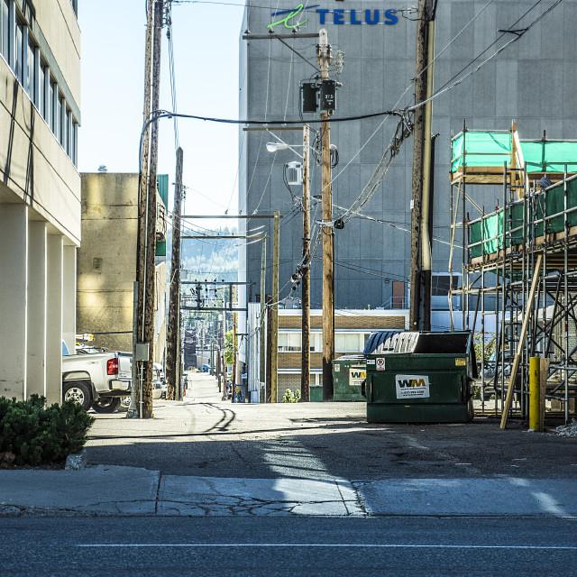 """Urban Photography"" stock image"
