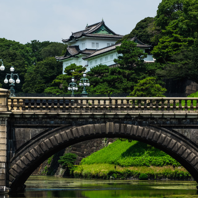 """""""Imperial Palace"""" stock image"""