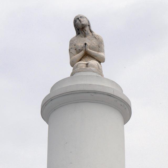 """Saint Louis Cemetery, New Orleans"" stock image"